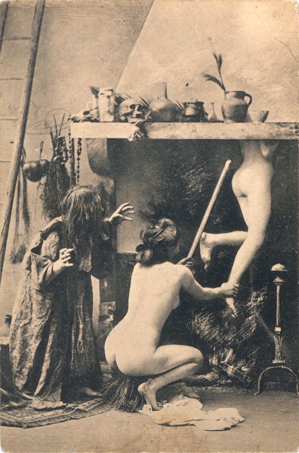 Эротика в прошлом веке 1 фотография